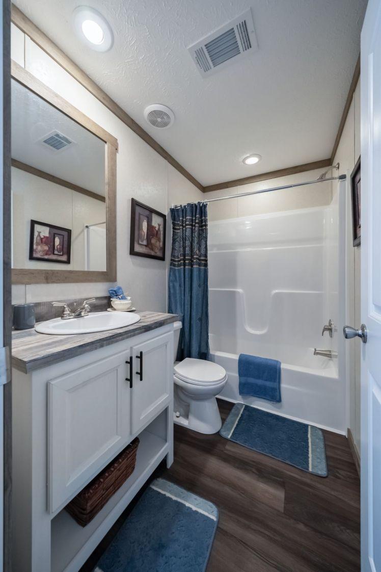 Albany guest bath